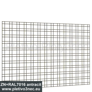Panel Zenturo  1550x2000mm ZN+RAL7016 Antracit